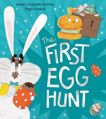 The First Egg Hunt by Adam Guillain image