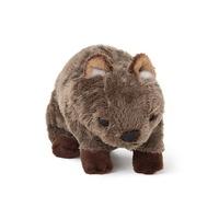 Wild: Wally Junior Wombat 15Cm