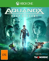 Aquanox Deep Descent for Xbox One
