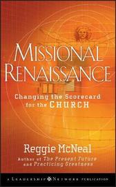 Missional Renaissance by Reggie McNeal image