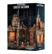 Warhammer 40,000 Derelict Factorum
