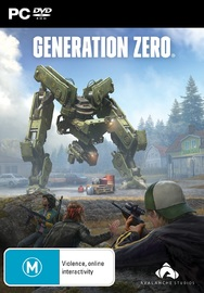 Generation Zero for PC