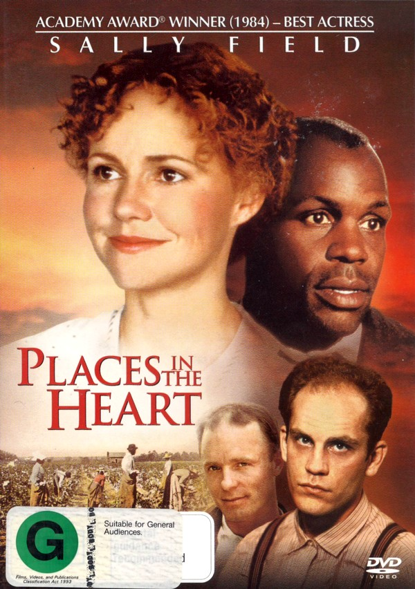 Places In The Heart on DVD image