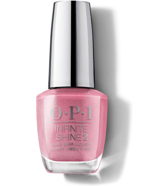 OPI: Infinite Shine 2 Lacquer - Aphrodites Pink Nightie (15ml)