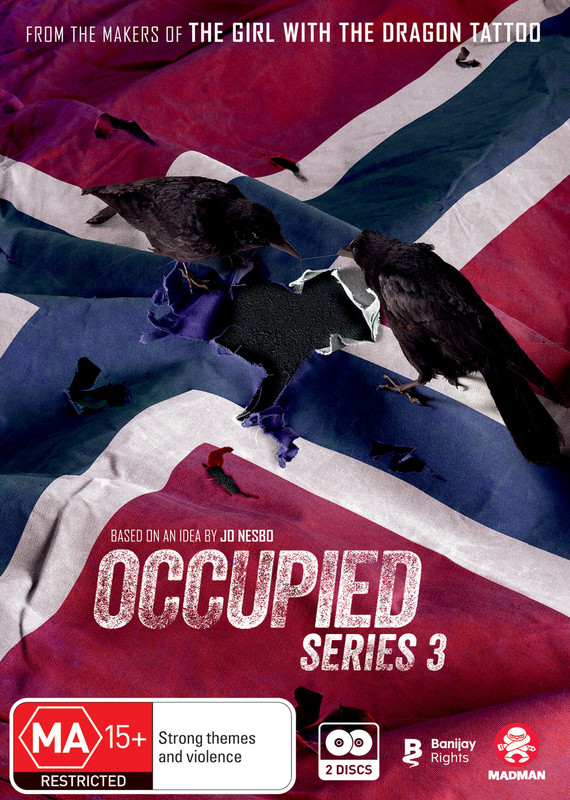 Occupied - Season 3 on DVD