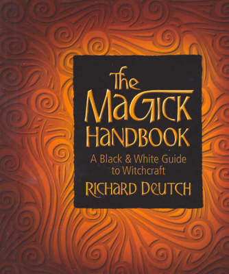 The Magick Handbook by Richard Deutch image