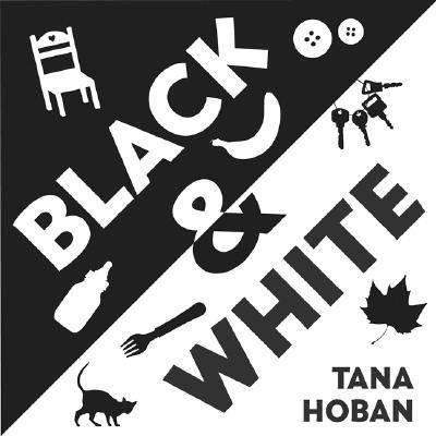 Black & White by Tana Hoban image