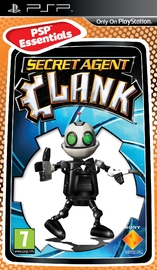 Secret Agent Clank (Essentials) for PSP image