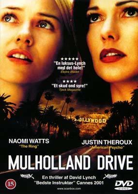 Mulholland Drive on DVD