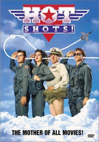 Hot Shots! - The Mother Of All Movies on DVD