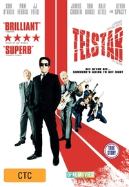 Telstar on DVD