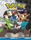Pokemon Black & White by Hidenori Kusaka