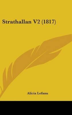 Strathallan V2 (1817) by Alicia Lefanu