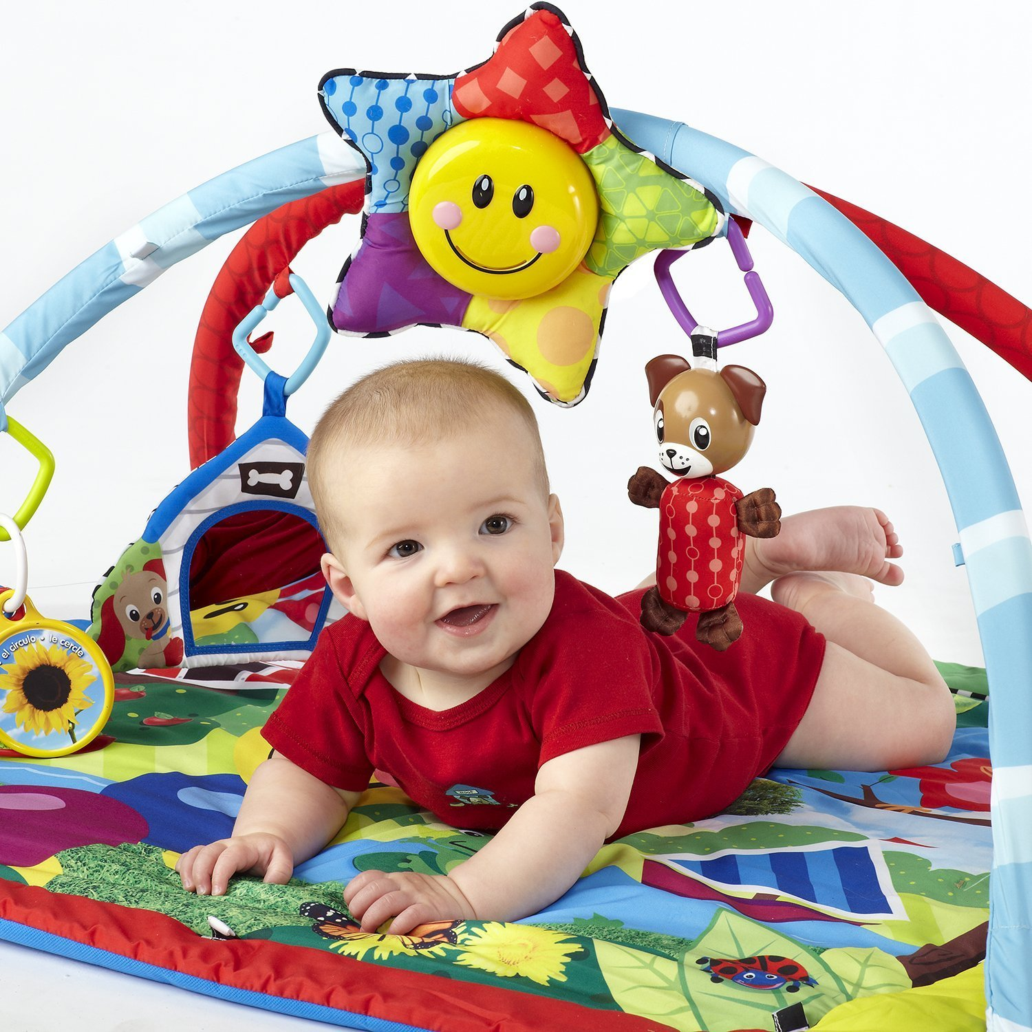 Toddler Toys Photography : Buy baby einstein caterpillar friends play gym at mighty