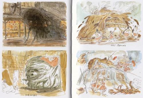 The Art of Spirited Away by Hayao Miyazaki image