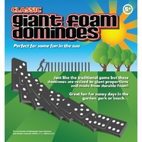 Funtime - Giant Foam Dominoes (28 Pk)