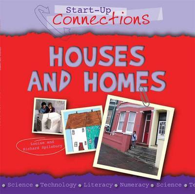 Houses and Homes by Louise Spilsbury image