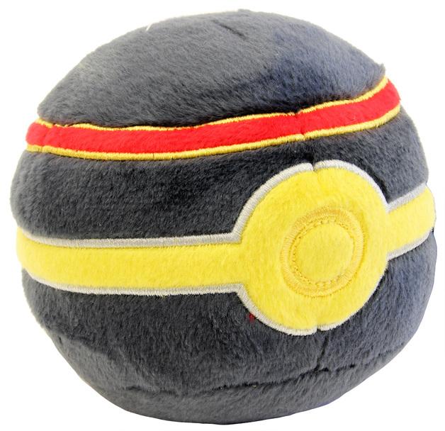 """Pokémon - 5"""" Luxury-Ball Plush"""