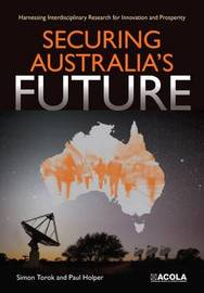 Securing Australia's Future by Simon Torok