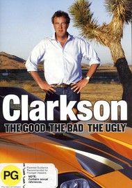Clarkson - The Good The Bad The Ugly on DVD image