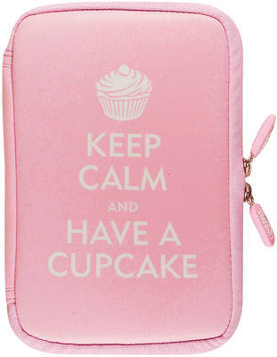 Neoskin Cover for Kindle Fire (Keep Calm & Have a Cupcake) image