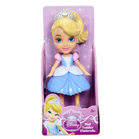 Disney Princess: My First Mini Toddler Doll - Cinderella (Blue Dress)