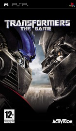 Transformers: The Game for PSP image