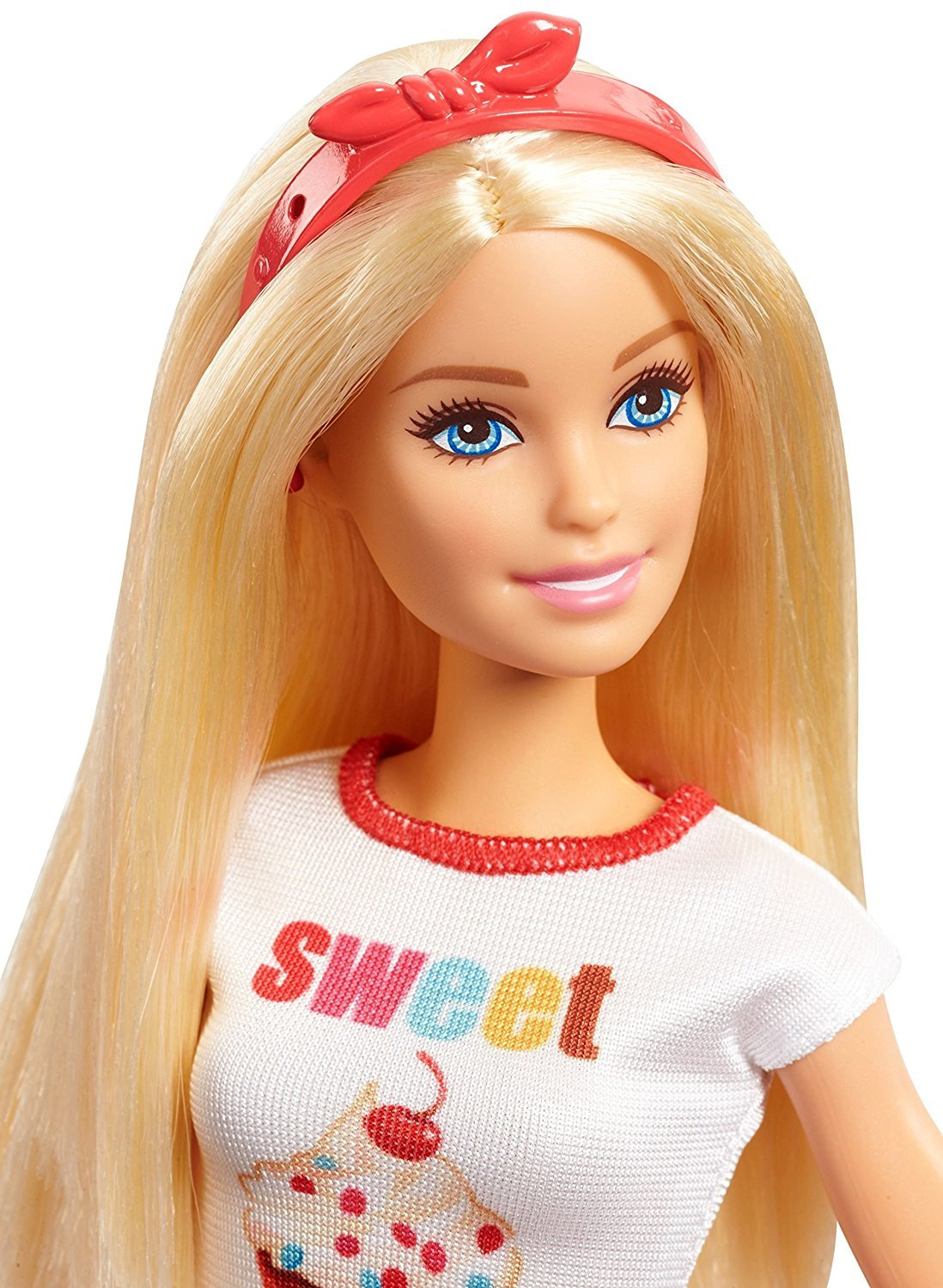 Barbie: Bakery Chef - Doll & Playset image
