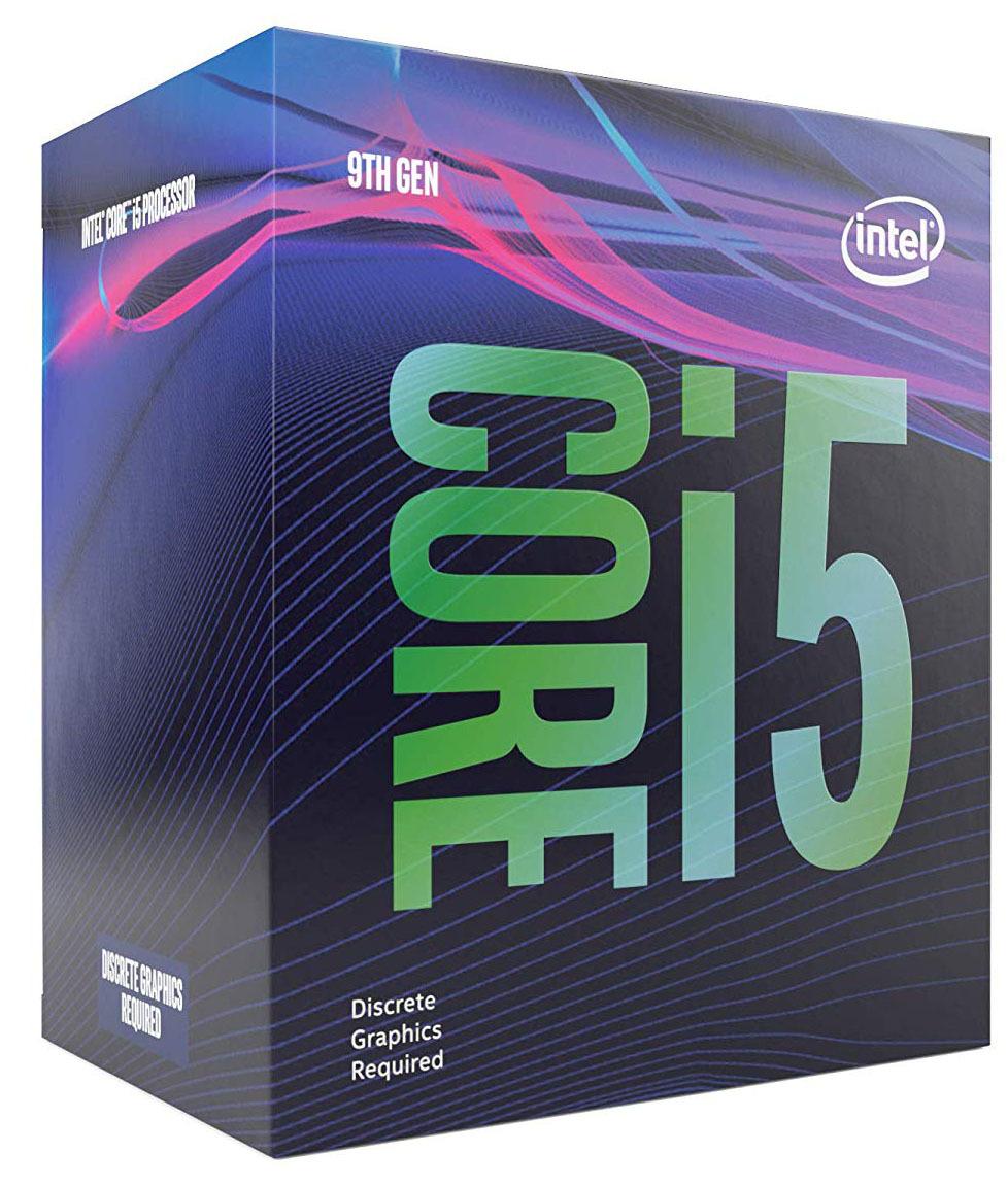 Intel Core i5-9400F Processor image