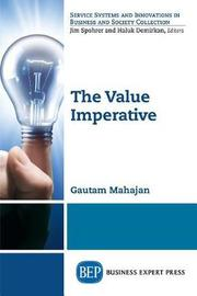 The Value Imperative by Gautam Mahajan