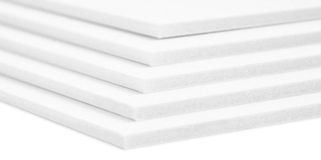 Jasart: Foamboard White 5mm Value Pack of 5