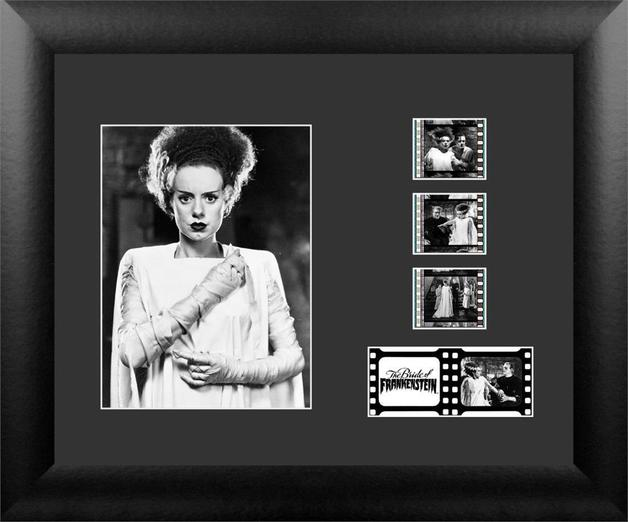 FilmCells: Double-Cell Frame - Bride of Frankenstein (Elsa Lanchester)