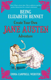 Being Elizabeth Bennet by Emma Campbell Webster image