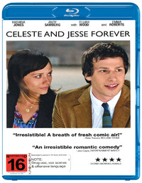 Celeste and Jesse Forever on Blu-ray