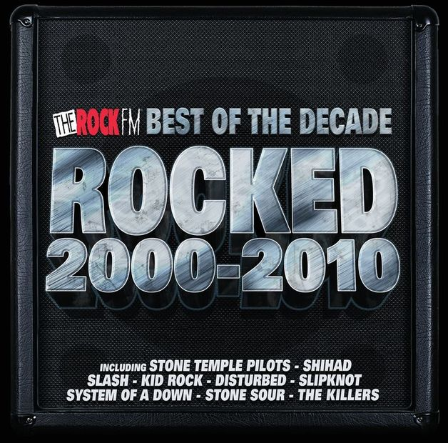 Rocked 2000-2010 by Various