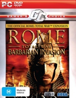 Rome: Total War Barbarian Invasion for PC Games