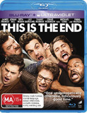 This Is the End (Blu-ray/Ultraviolet) on Blu-ray