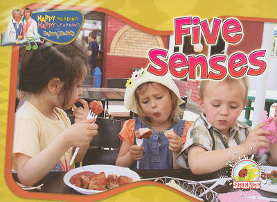 Five Senses by Jean Feldman
