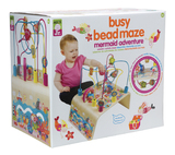 Alex: Junior Busy Bead maze Mermaid