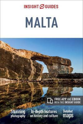 Insight Guides Malta (Travel Guide with Free eBook) by APA Publications Limited