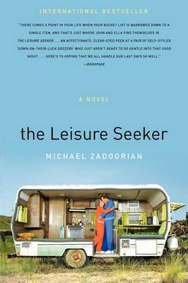 The Leisure Seeker by Michael Zadoorian image