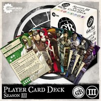 Guild Ball: Season 3 Player Card Deck