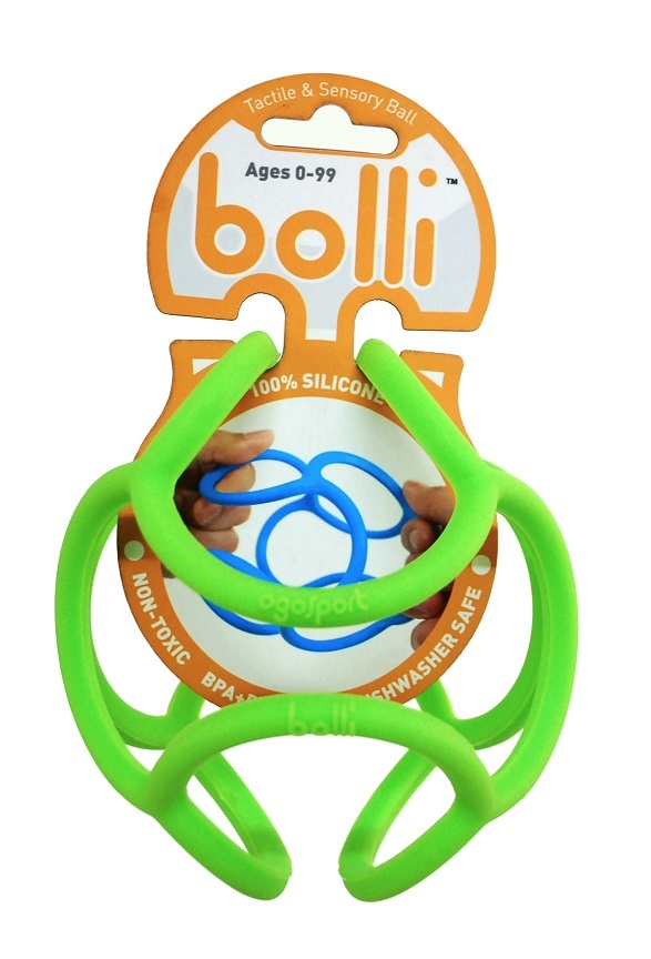 Bolli Ball - Flexible Discovery Ball (Assorted Colours) image