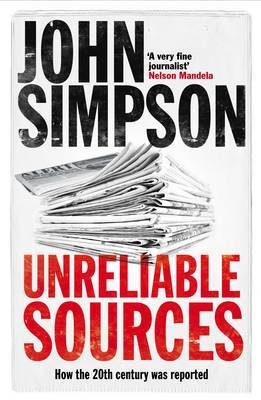 Unreliable Sources by John Simpson image