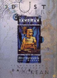 Sandman Dustcovers by Neil Gaiman image