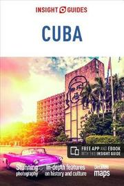 Insight Guides Cuba by Insight Guides
