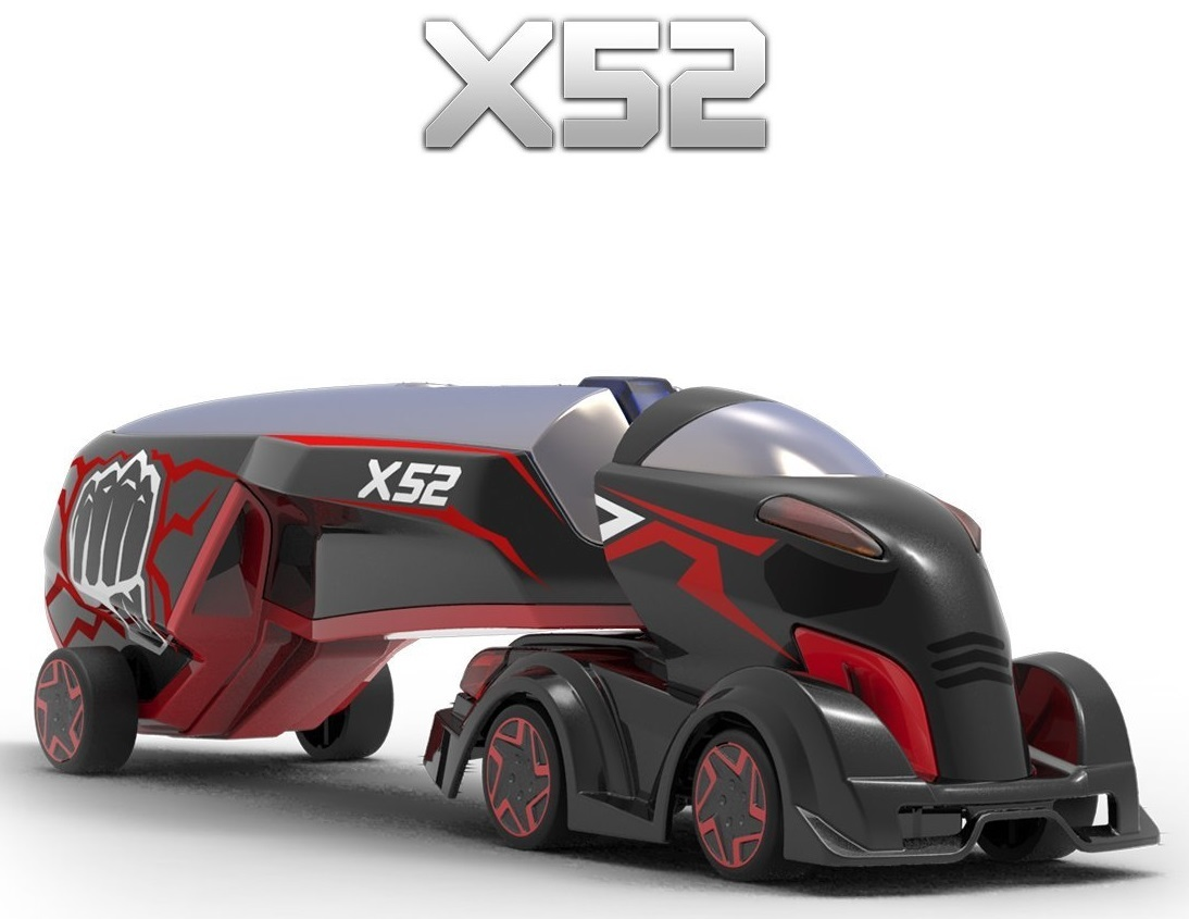 Anki Overdrive Supertruck - X-52 image