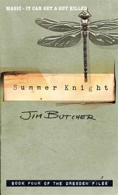 Summer Knight (The Dresden Files #4) by Jim Butcher