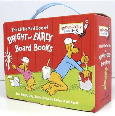 The Little Red Box of Bright and Early Board Books by P.D. Eastman image