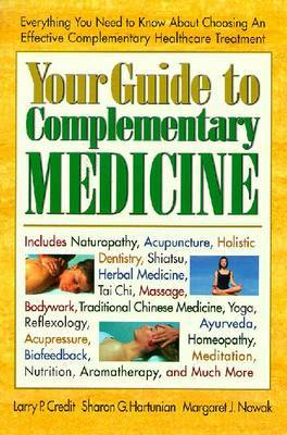 Your Guide to Complementary Medicine by Larry P. Credit image